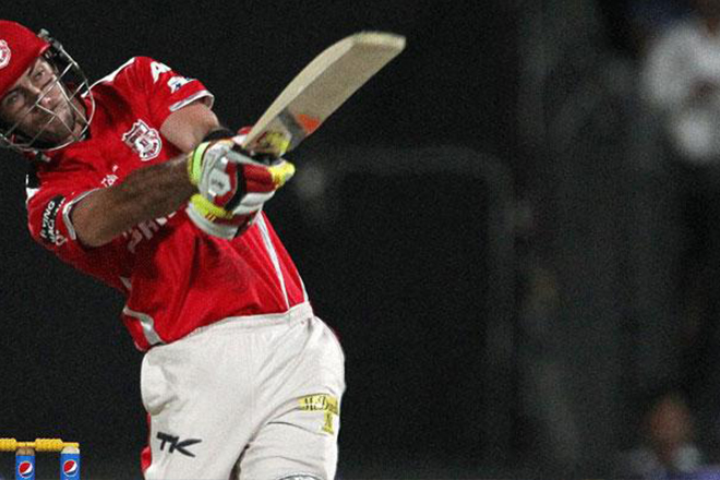 Indian Premier League 2016: Side strain rules Glenn Maxwell out of remaining tournament