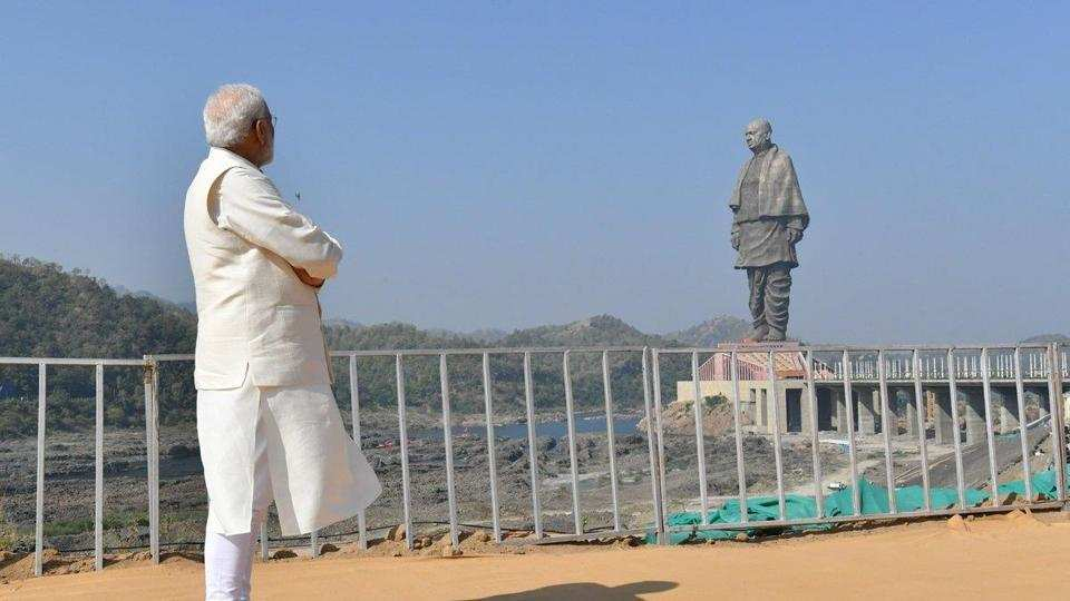 Prime Minister Narendra Modi has unveiled the Statue of Unity