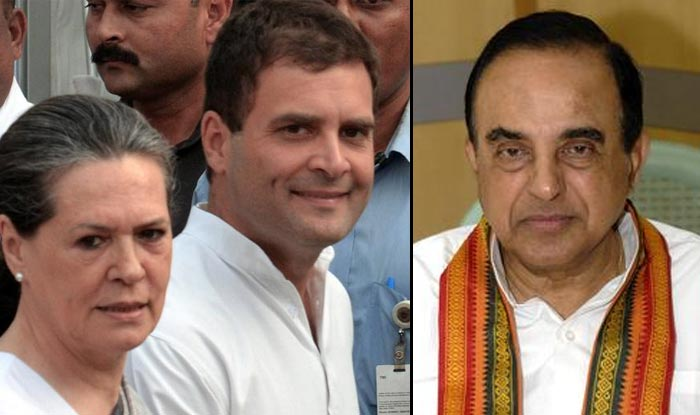 National Herald case: Relief for Gandhis, court dismisses Subramanian Swamy's plea seeking documents