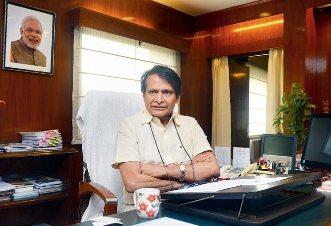 Prabhu to chair inter-ministerial meet on rupee, trade deficit tomorrow