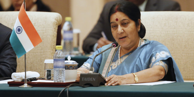 Two Indian teachers, abducted in Libya, have been rescued: Sushma Swaraj