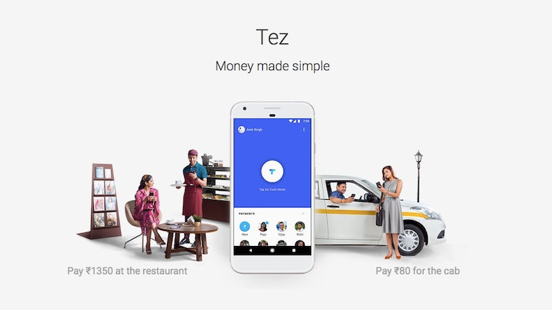 Google introduces Tez, a UPI-based digital payments app in India