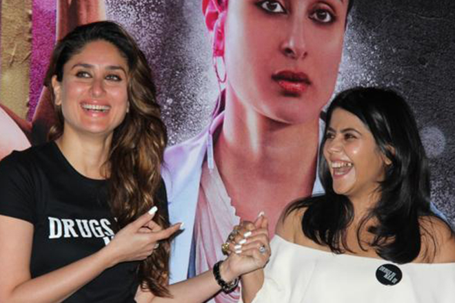 Ekta Kapoor lost a kilo in two days stressing about Udta Punjab leak