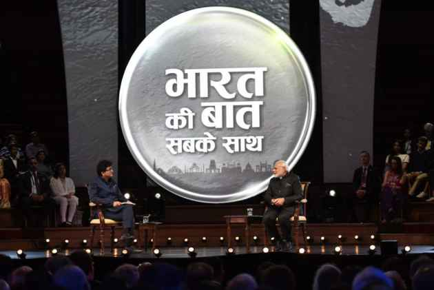 PM Modi to respond to questions at London townhall 'Bharat ki Baat'