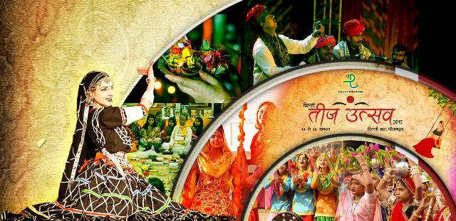 Delhi Tourism to celebrate Teej and Rakhi Festival at Dilli Haat