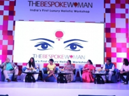 India's first luxury holistic workshop 'The Bespoke Woman' concludes