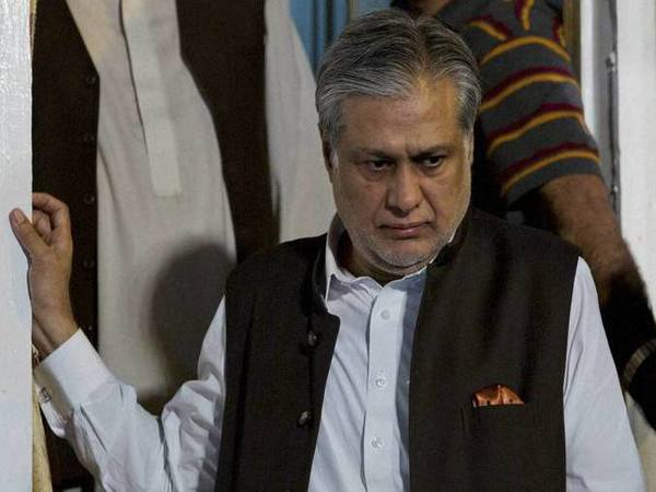 Pak anti-graft court issues arrest warrant against Dar
